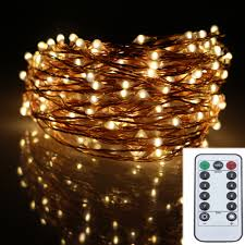 12m 240led 8modes copper wire 6aa battery operated led lights