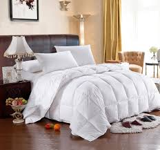 White Down Comforters 1200tc Siberian Goose Down Comforter