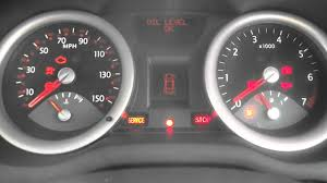 starting problem renault megane 1 4l 03 plate youtube