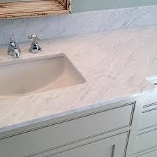 marble countertop for bathroom carrara marble countertops design ideas