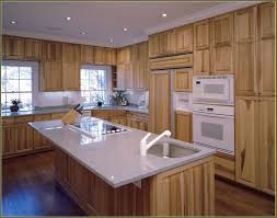 Hickory Kitchen Cabinets Hickory Kitchen Cabinets Rich Details The Nottingham2 Square Door