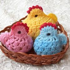 Easter Knitted Decorations best easter crochet decorations products on wanelo