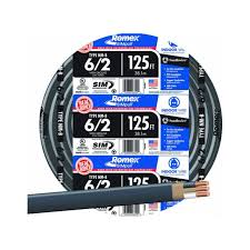 Southwire In Wall Digital 7 by Buy The Southwire 28894402 Non Metallic 6 2 Sheathed Cable W