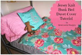 Duvet Sewing Pattern Tutorial Bunk Bed Duvet Covers U2013 Sewing