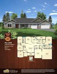 Build On Your Lot Floor Plans 15687 Viking Way Nw Built On Your Lot 2248 Poulsbo Wa 98370