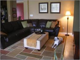 paint color with dark brown leather furniture rhydo us