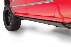 red jeep 2 door amp research powerstep electric running boards 2007 2017 jeep