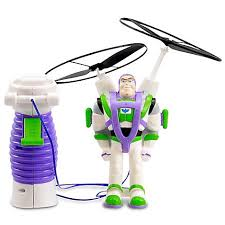 wdw store disney remote control toy flying buzz lightyear