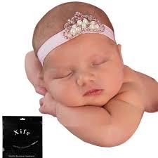 baby hairbands xife 4 pieces baby headbands newborn princess