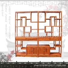 Partition Furniture Antique Ming And Qing Classical Wood Furniture Antique Shelf