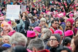 media cover women u0027s march 129 times more than march for life