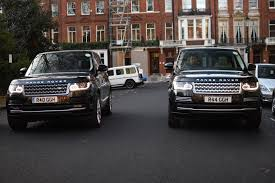 luxury range rover range rover ggh luxury chauffeur service