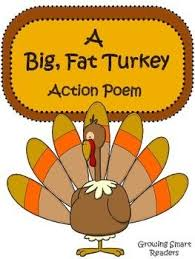 turkey poem this is a poem for readers