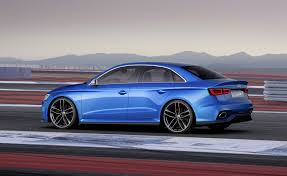audi rs 3 sedan audi hints at rs 3 with a3 clubsport quattro concept