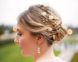 hair accessories for weddings 20 wedding floral crown bridal hair accessories wedding