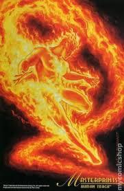 fantastic marvel heroes phreek human torch