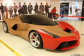 orange ferrari ferrari design director creates laferrari spacecraft