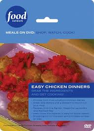 amazon com food network meals on dvd shop watch cook easy