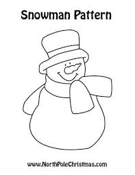 25 snowman patterns ideas images snowman
