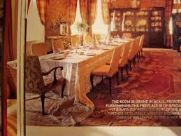 dining room table linens easy four panel table cloth lish dorset