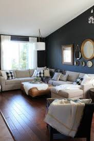 White Sofa Living Room Ideas 15 Beautiful Blue Wall Design Ideas Navy Blue Walls White