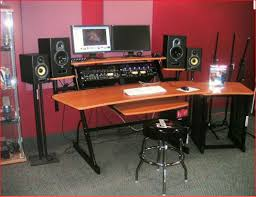 Music Studio Desk Plans by Identify This Desk