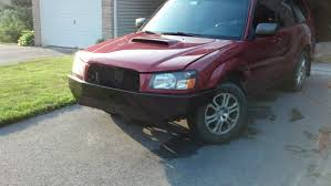 subaru outback custom bumper custom front bumper welder needed subaru forester owners forum