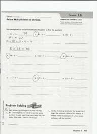 worksheet envision math book grade 5 answers wosenly free