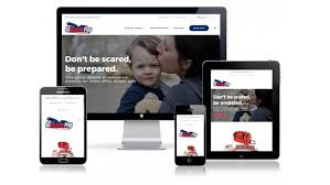 us disaster prep u2013 seattle design group website development