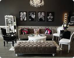 Black And White Chair And Ottoman Design Ideas Best 25 Salon Waiting Area Ideas On Pinterest Beauty Salon