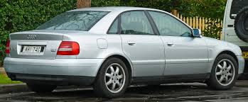 2001 audi a4 information and photos zombiedrive