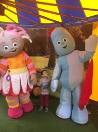 upsy daisy iggle piggle tent picture cbeebies land alton