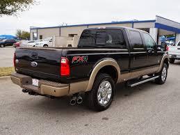 Ford King Ranch Diesel Truck - 48 991 2012 ford f 250 king ranch power stroke diesel 29k miles