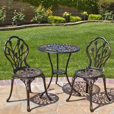 Bistro Sets Outdoor Patio Furniture Best Choice Products Outdoor Patio Furniture Tulip Bistro Sets