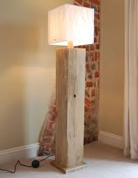 Lamps Home Decor Buy A Reclaimed Wooden Floor Lamp From Wowpieces Your First