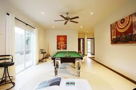 Games Room Equipment - jade villa v08 thailand villas