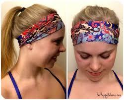 workout headbands violet headbands discount happy balance