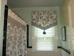 curtains for bathroom windows ideas bathroom curtain ideas safari bathroom curtain ideas small