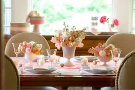 karin lidbeck flower show centerpiece styling an easter table
