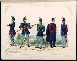 regulations for the uniform u0026 dress of the army of the united