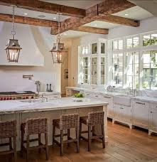 Rustic Kitchen Pendant Lights Rustic Kitchen Wall Decor Metal Base On Grey Carpet Floors Vintage