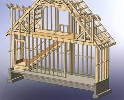 how to build a garage loft 48x28 garage with attic and six dormers