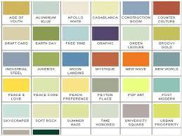 100 valspar exterior paint color chart valspar paints