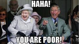 Queen Of England Meme - why should we care about queen elizabeth ii youtube