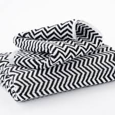 Hotel Collection Bathroom Rugs 20 Each Hotel Luxury Collection Black And White Herringbone