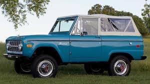 blue bronco car 1972 ford bronco t24 monterey 2017