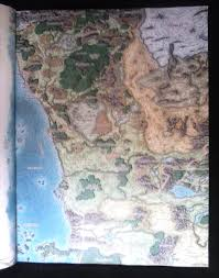 Forgotten Realms Map Forgotten Vobeskhan