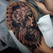 http tattooideas247 com headdress sleeve tattoos u003c3