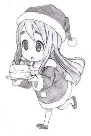 k on christmas chibi mugi chan by brian12 on deviantart