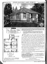 small retro house plans the rosita sears
